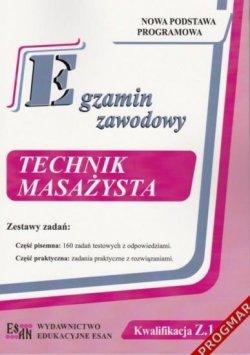 Egzamin zawodowy. Technik Masażysta Kw. Z.1