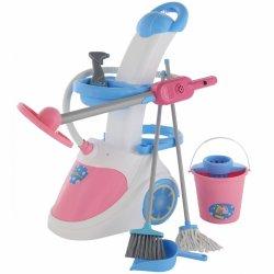 WADER QT Wózek Do Sprzątania Zestaw