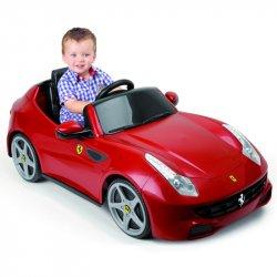 Feber Samochód na akumulator 6V Ferrari FF