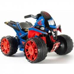 INJUSA Spiderman Quad Elektryczny Na Akumulator 12V