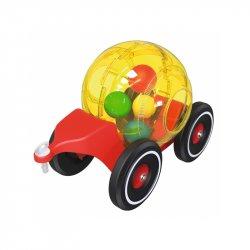 BIG Przyczepka do jeździka Bobby Car Wirujące Kulki