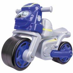 BIG Jeździk Pchacz Policyjny Motocykl Motor