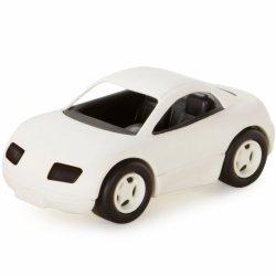 Biały samochód wyścigowy Little Tikes