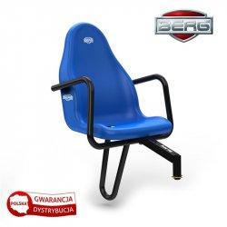 BERG Fotel pasażera Basic/Extra Niebieski do 30 kg