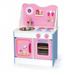 Viga Toys Kuchnia Drewniana Fairy