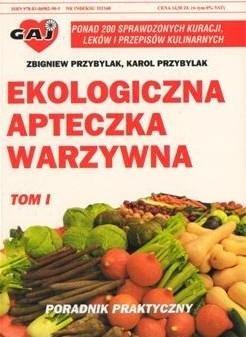 Ekologiczna apteczka warzywna T.1