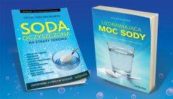 Uzdrawiająca moc sody + Soda oczyszczona na straży zdrowia (PAKIET W SUPER CENIE)