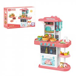 WOOPIE Kuchnia dla Dzieci z Obiegiem Wody Światło Dźwięk + 38 Akc.
