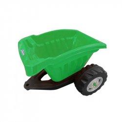 WOOPIE Przyczepka ACTIVE TARILER Zielona 35 kg