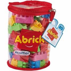 Ecoiffier Zestaw Klocków w torbie 50 sztuk