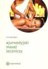 Ajurwedyjski masaż leczniczy