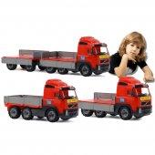WADER QT Ciężarówka Volvo z Przyczepą