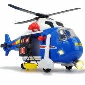 Dickie SOS Helikopter Ratunkowy 41 cm Światło Dźwięk