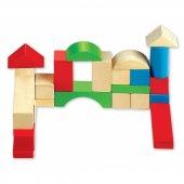 CLASSIC WORLD Drewniane Klocki Dla Dzieci